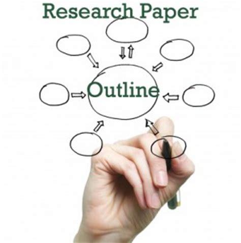 Research Paper Sentence Outline - Shoreline Community College