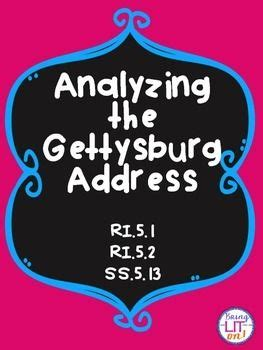 Essay on the gettysburg address - Receive a Top Essay or